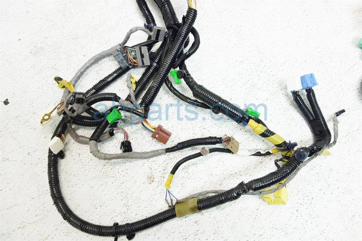 2007 Honda Civic INSTRUMENT DASH HARNESS 32117 SVA A11 32117SVAA11 Replacement