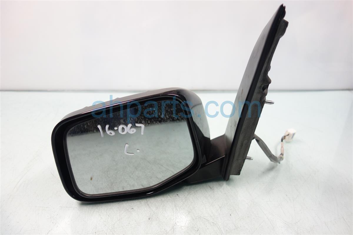 2012 Honda Odyssey Driver SIDE REAR VIEW MIRROR 76250 TK8 A11ZA 76250TK8A11ZA Replacement