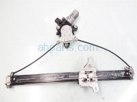 2007 Acura TL Rear Passenger Window Regulator & Motor 72710 SEP A02 Replacement
