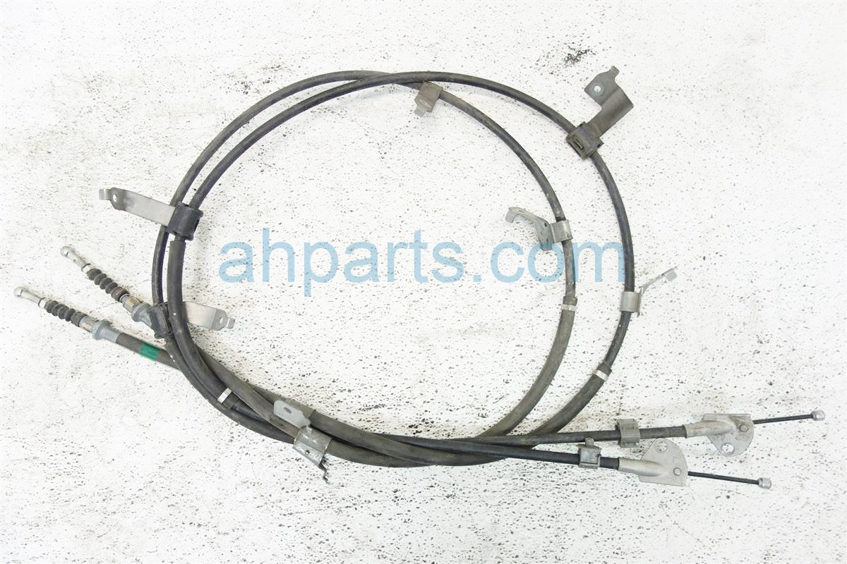 2011 Toyota Prius Passenger AND Driver E BRAKE CABLES 46430 47080 4643047080 Replacement