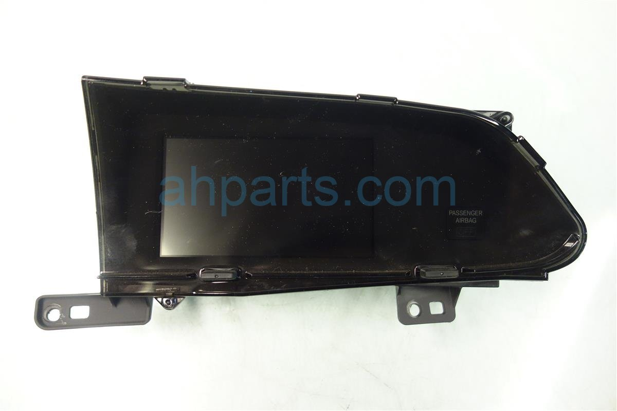 2013 Honda Civic DISPLAY SCREEN 78270 TR7 A11 78270TR7A11 Replacement