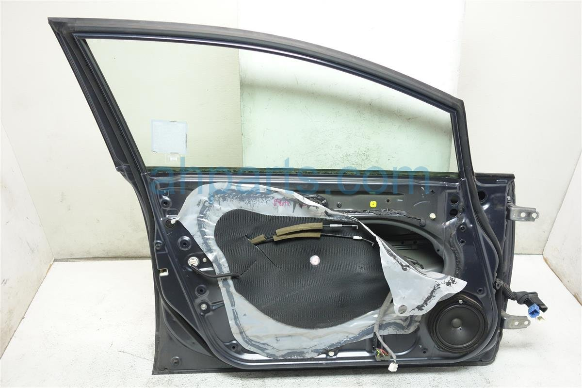 2008 Honda Civic Front driver DOOR GRAY 1 DING 32751 SNC A01 32751SNCA01 Replacement
