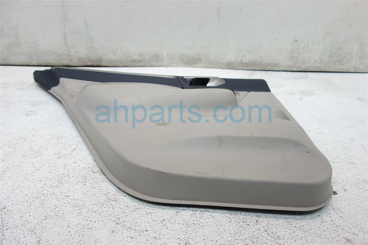 2008 Honda Civic Trim HYBRID Rear driver DOOR PANEL LINER BLUE 83753 SNC A01 83753SNCA01 Replacement
