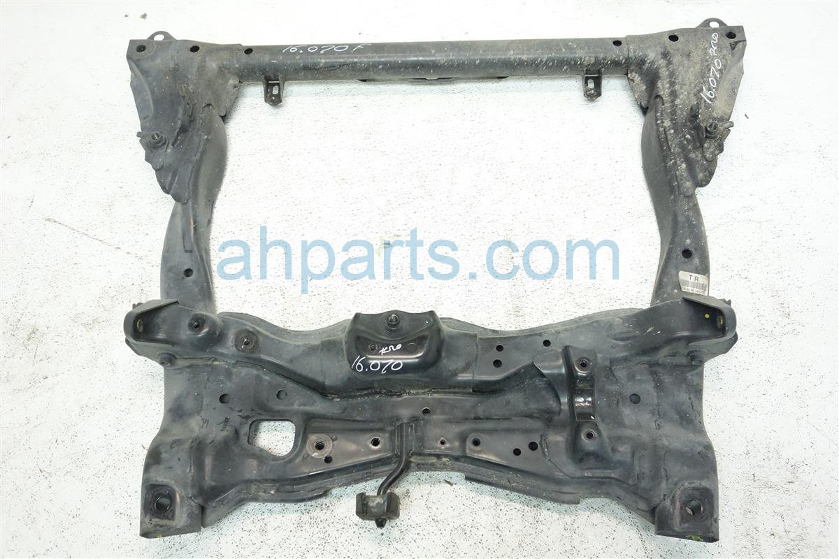 2008 Honda Civic Crossmember FRONT SUB FRAME CRADLE BEAM 50200 SNC A51 50200SNCA51 Replacement