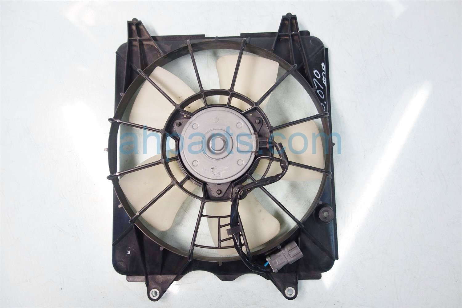 2008 Honda Civic Cooling RADIATOR FAN ASSEMBLY 19030 RMX A51 19030RMXA51 Replacement