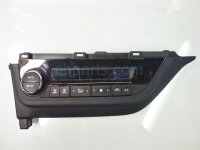 2016 Toyota Corolla Temperature Climate HEATER AC CONTROL ON DASH 55900 02500 5590002500 Replacement