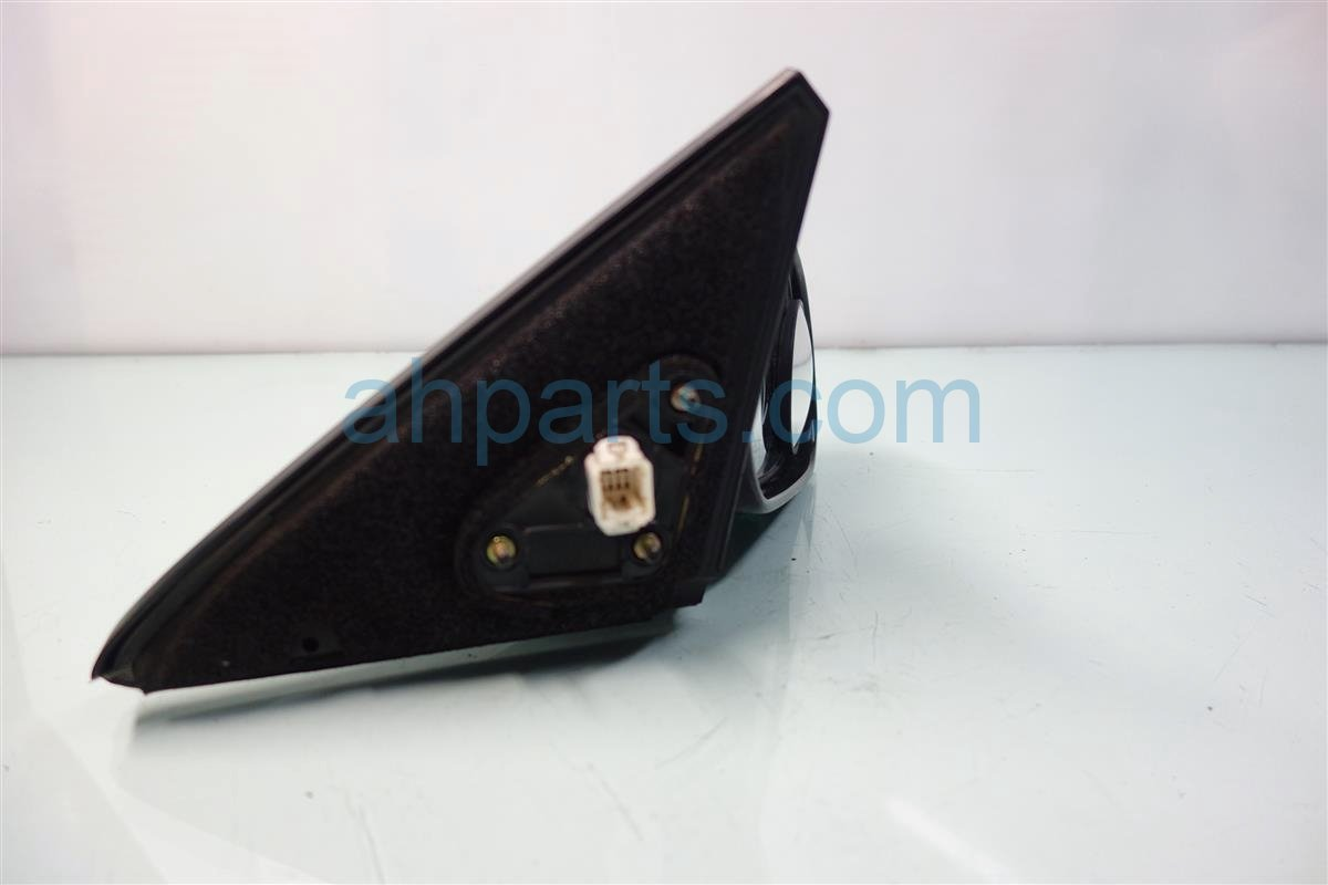 2000 Honda Civic Passenger SIDE REAR VIEW MIRROR BLACK 76200 S02 A15 76200S02A15 Replacement