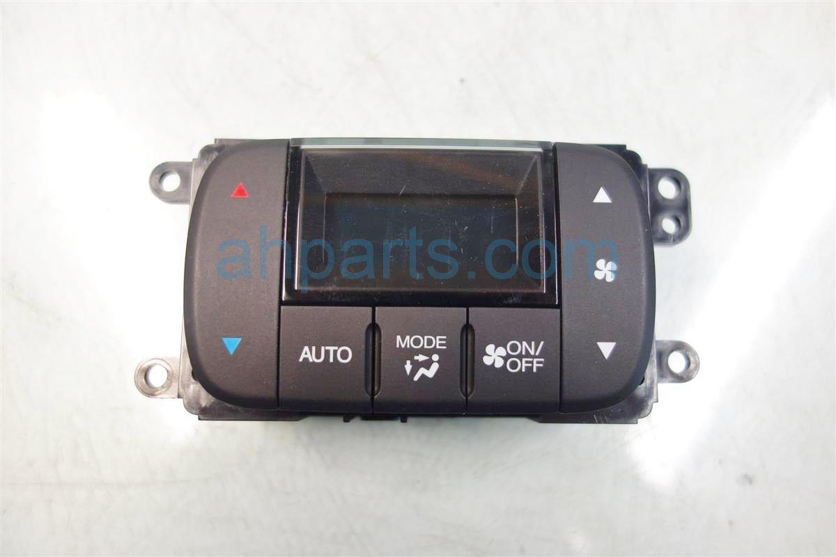 2012 Honda Odyssey Temperature AC heater ROOF CLIMATE CONTROL UNIT 79650 TK8 A41ZA 79650TK8A41ZA Replacement