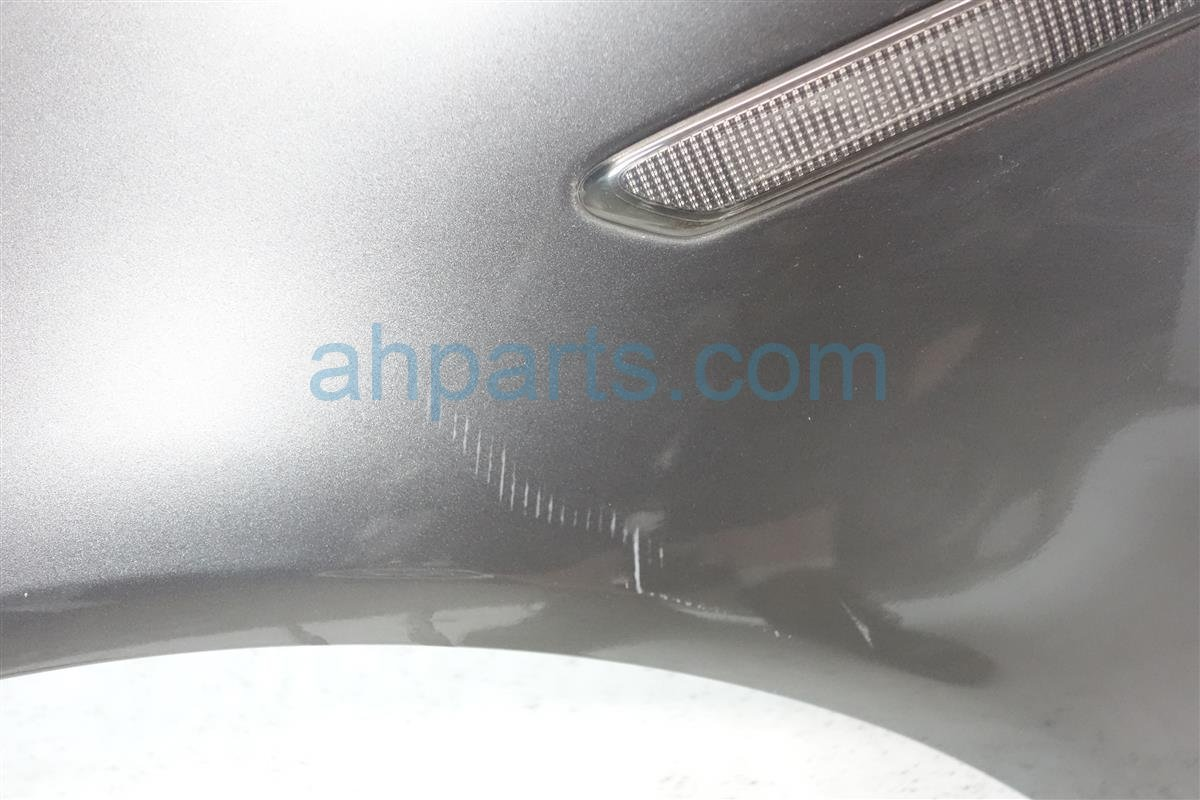 2007 Acura TL Front Driver FENDER GRAY 60261 SNA A90ZZ 60261SNAA90ZZ Replacement