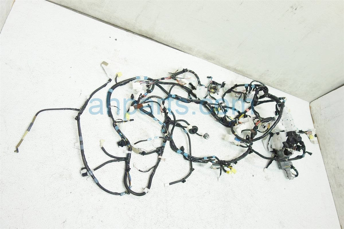 2013 Toyota Prius INSTRUMENT PANEL HARNESS 82145 47T40 Replacement