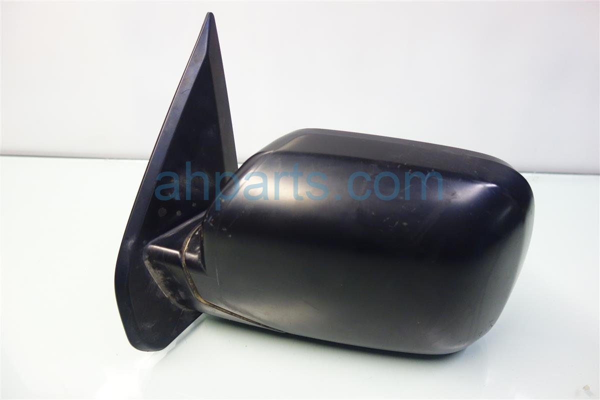 2009 Honda Pilot Driver SIDE REAR VIEW MIRROR mat black 76258 SZA A01ZA 76258SZAA01ZA Replacement