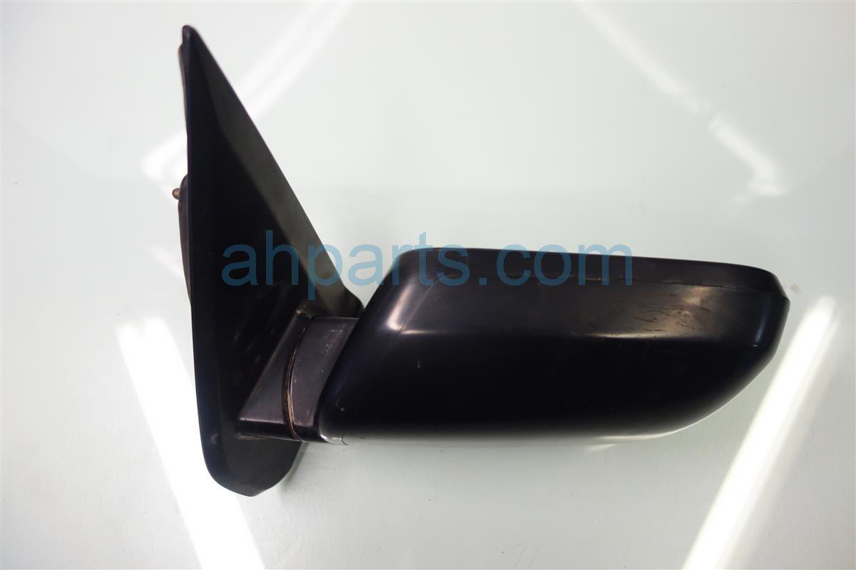2009 Honda Pilot Driver SIDE REAR VIEW MIRROR mat black 76258 SZA A01ZA 76258SZAA01ZA Replacement