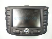 2007 Acura TL NAVIGATION SCREEN 39051 SEP A32ZA 39051SEPA32ZA Replacement