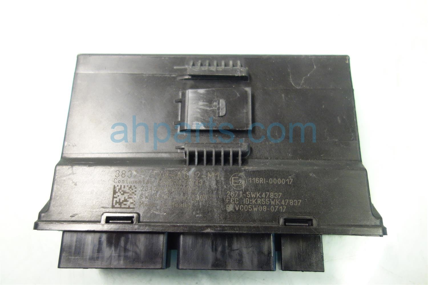 2013 Acura RDX SMART UNIT 38320 TX4 A01 38320TX4A01 Replacement