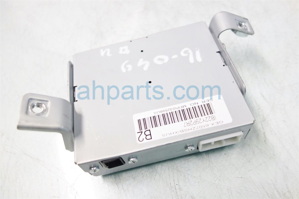 2013 Honda Civic Xm Unit 39820 TR0 A01 Replacement