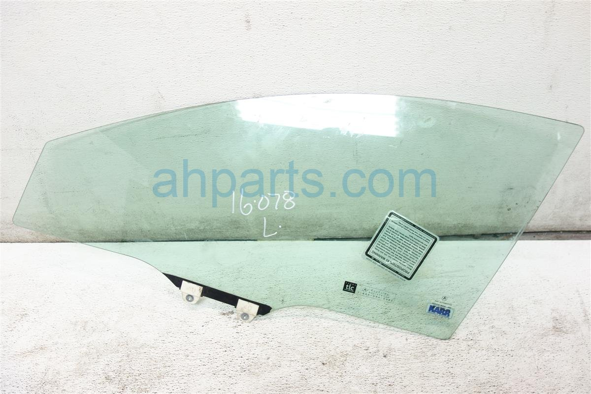 2013 Acura RDX Front driver DOOR GLASS WINDOW 73350 TX4 A00 73350TX4A00 Replacement