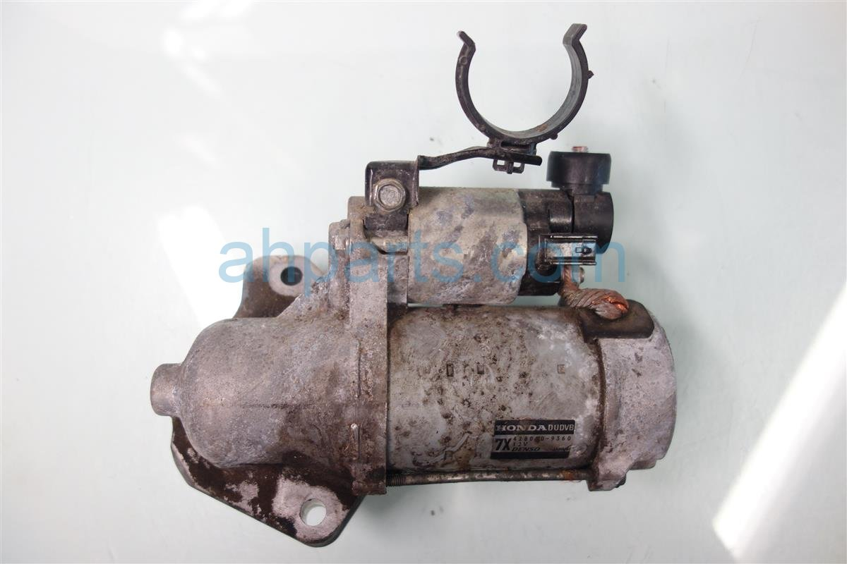 2013 Acura RDX STARTER MOTOR CHECK 31200 R8A A01 31200R8AA01 Replacement