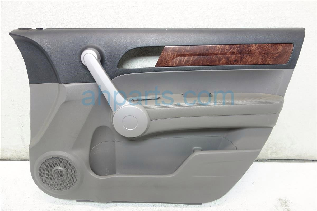 2007 Honda CR V Front passenger DOOR PANEL TRIM LINER GRAY 83502 SWA A22ZA 83502SWAA22ZA Replacement