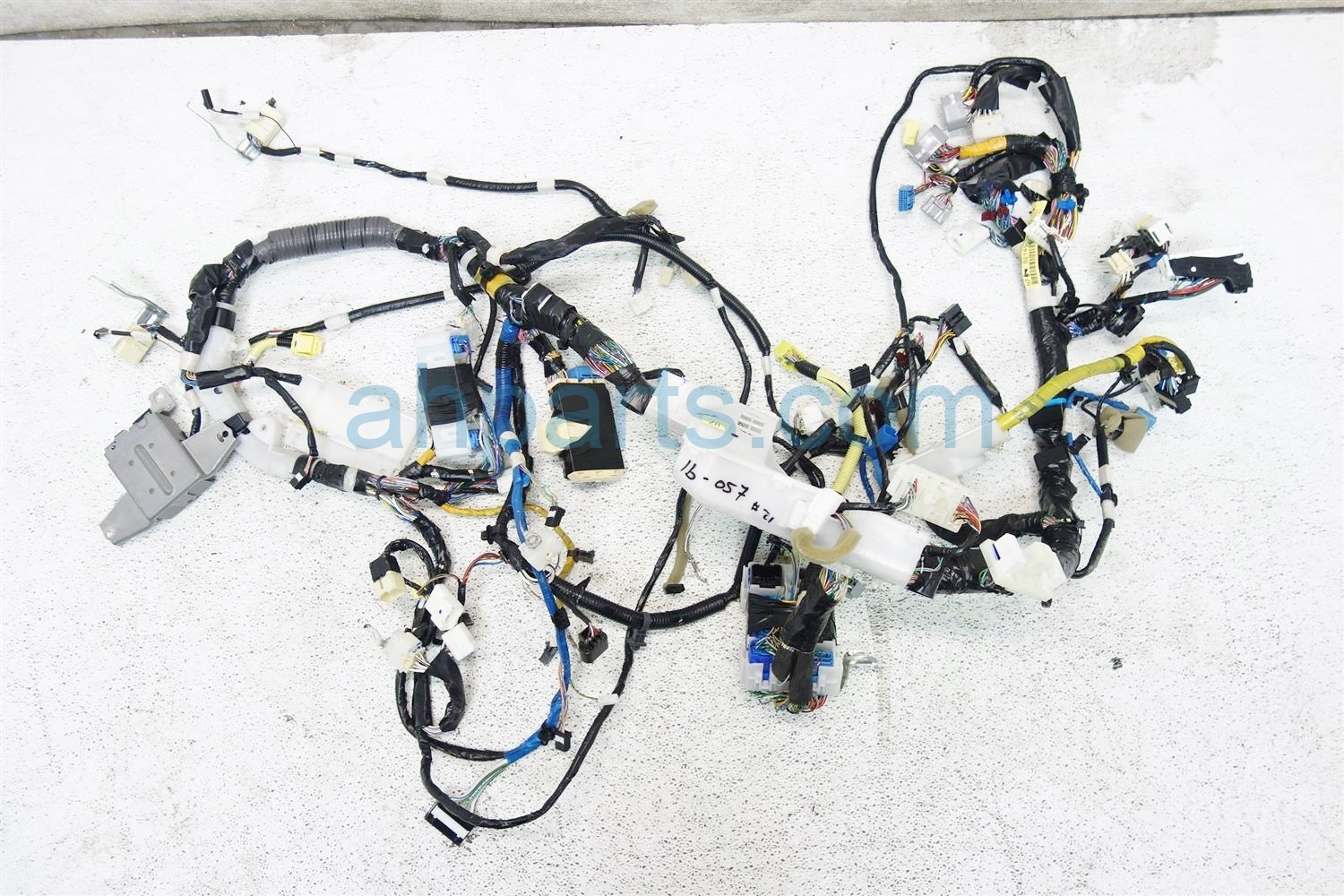 2009 Toyota 4 Runner INSTRUMENT WIRE HARNESS 82141 35L50 Replacement