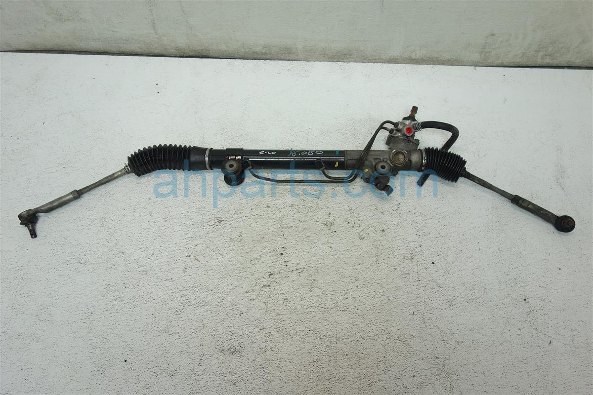 2007 Toyota Tacoma Gear box POWER STEERING RACK AND PINION Replacement