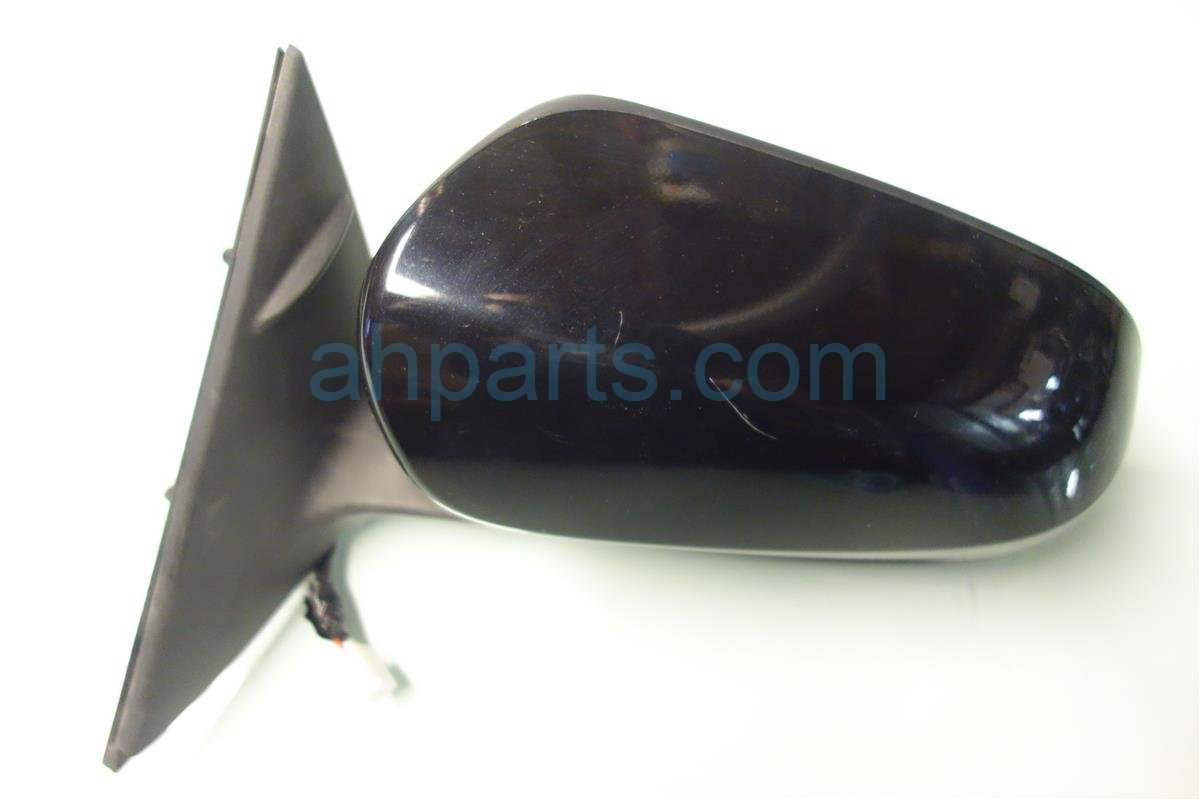 2012 Toyota Camry Driver SIDE REAR VIEW MIRROR black Replacement