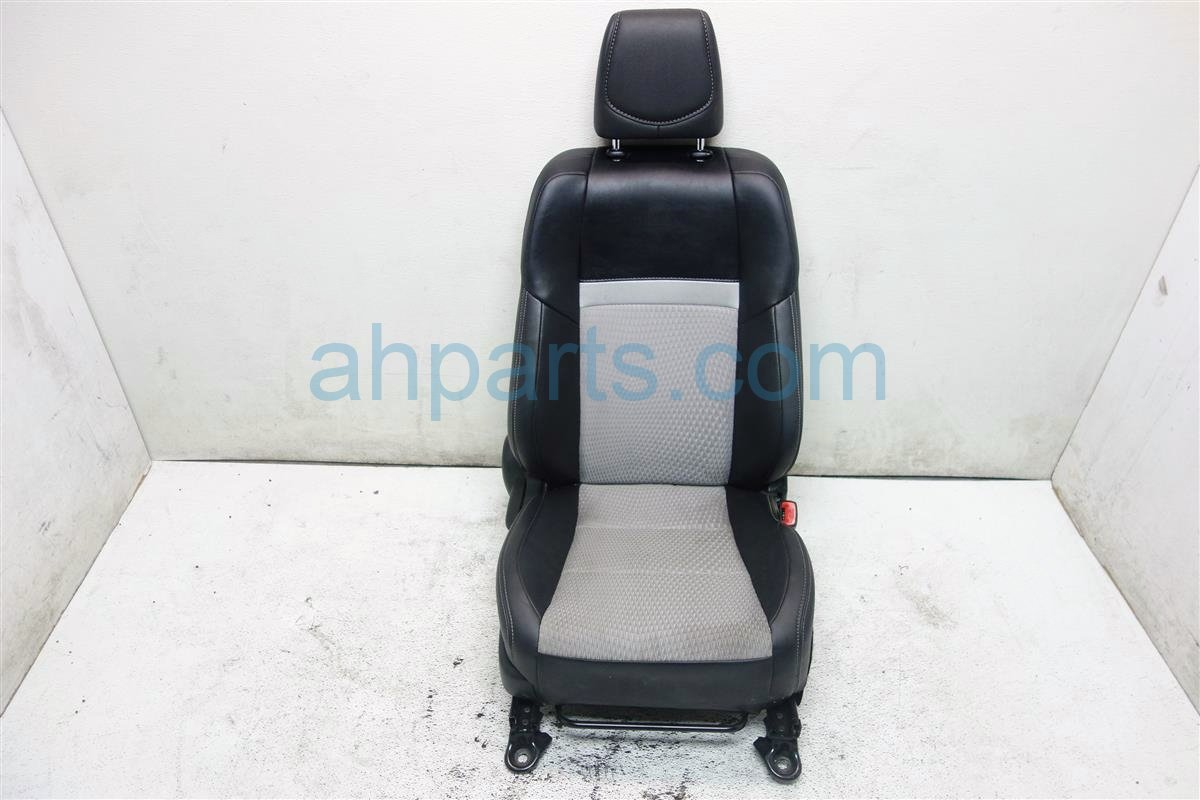 2012 Toyota Camry Front passenger SEAT black gray Replacement