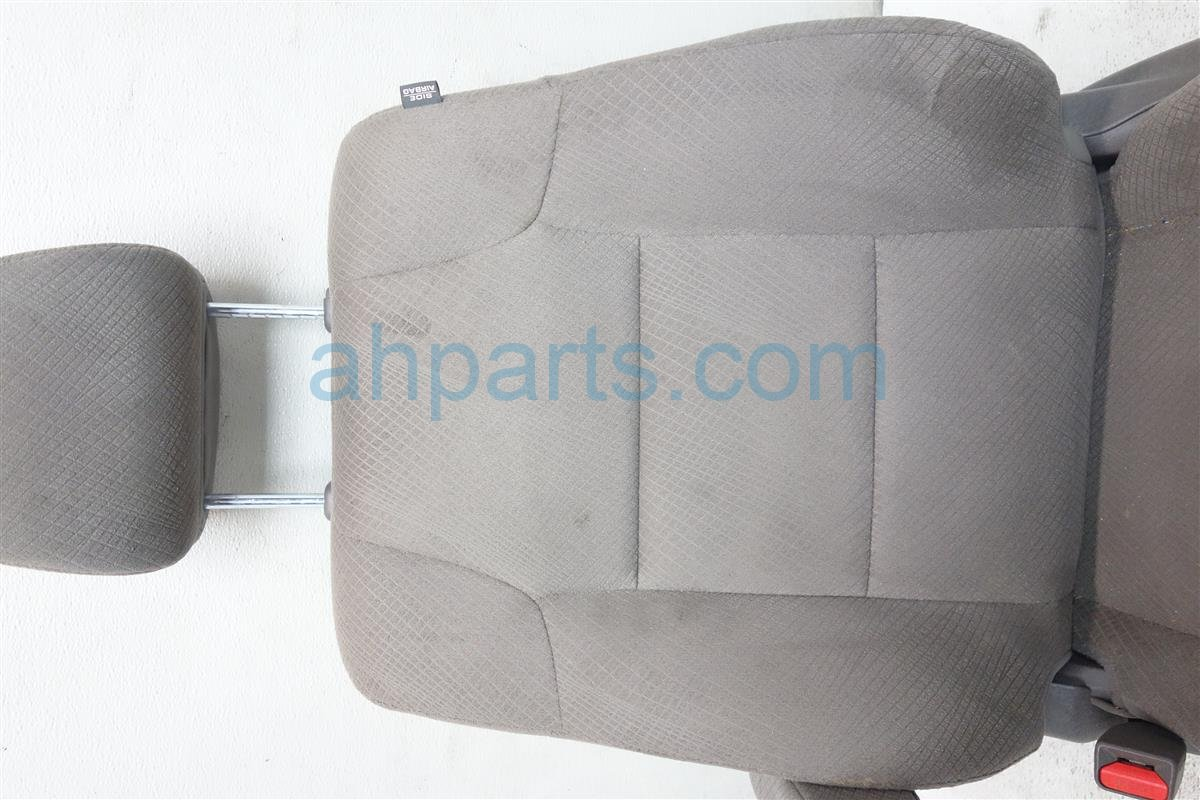 2015 Honda Odyssey Front driver SEAT GRAY CLOTH 04815 TK8 A21ZB 04815TK8A21ZB Replacement