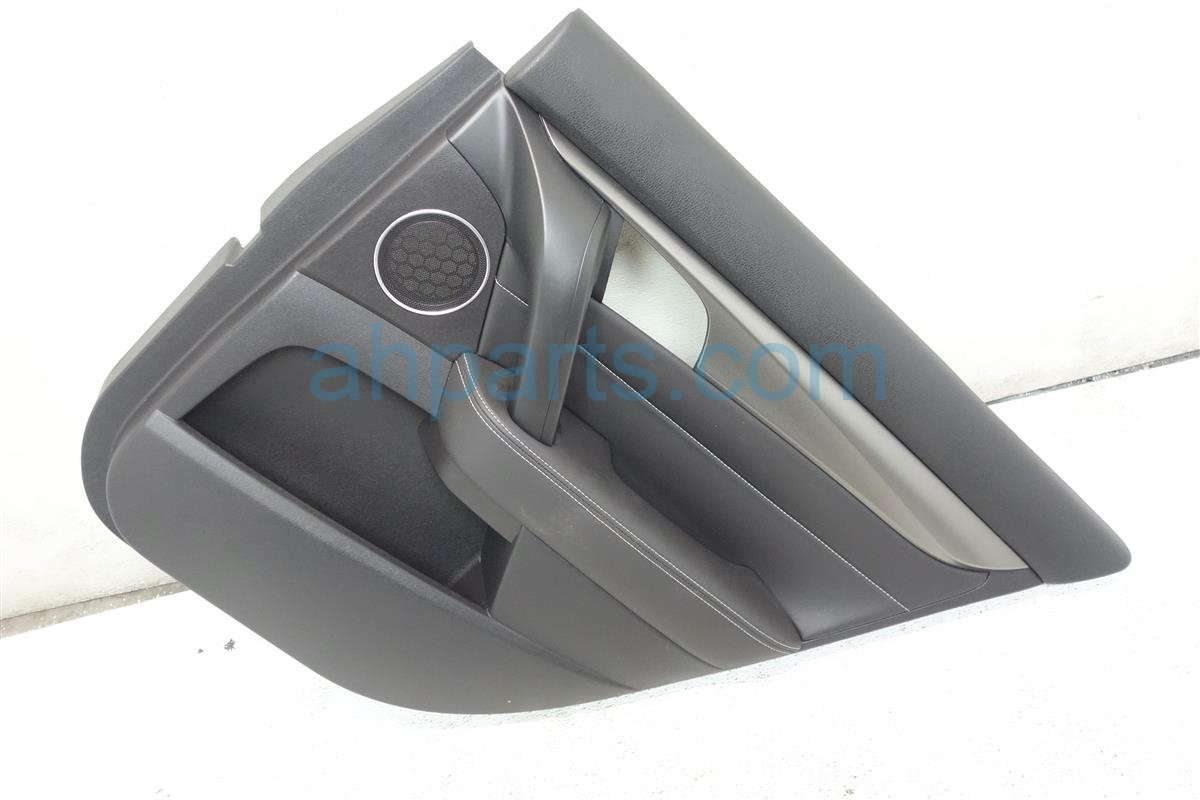 2012 Acura TL Rear passenger DOOR PANEL TRIM LINER black 83701 TK4 A15 83701TK4A15 Replacement