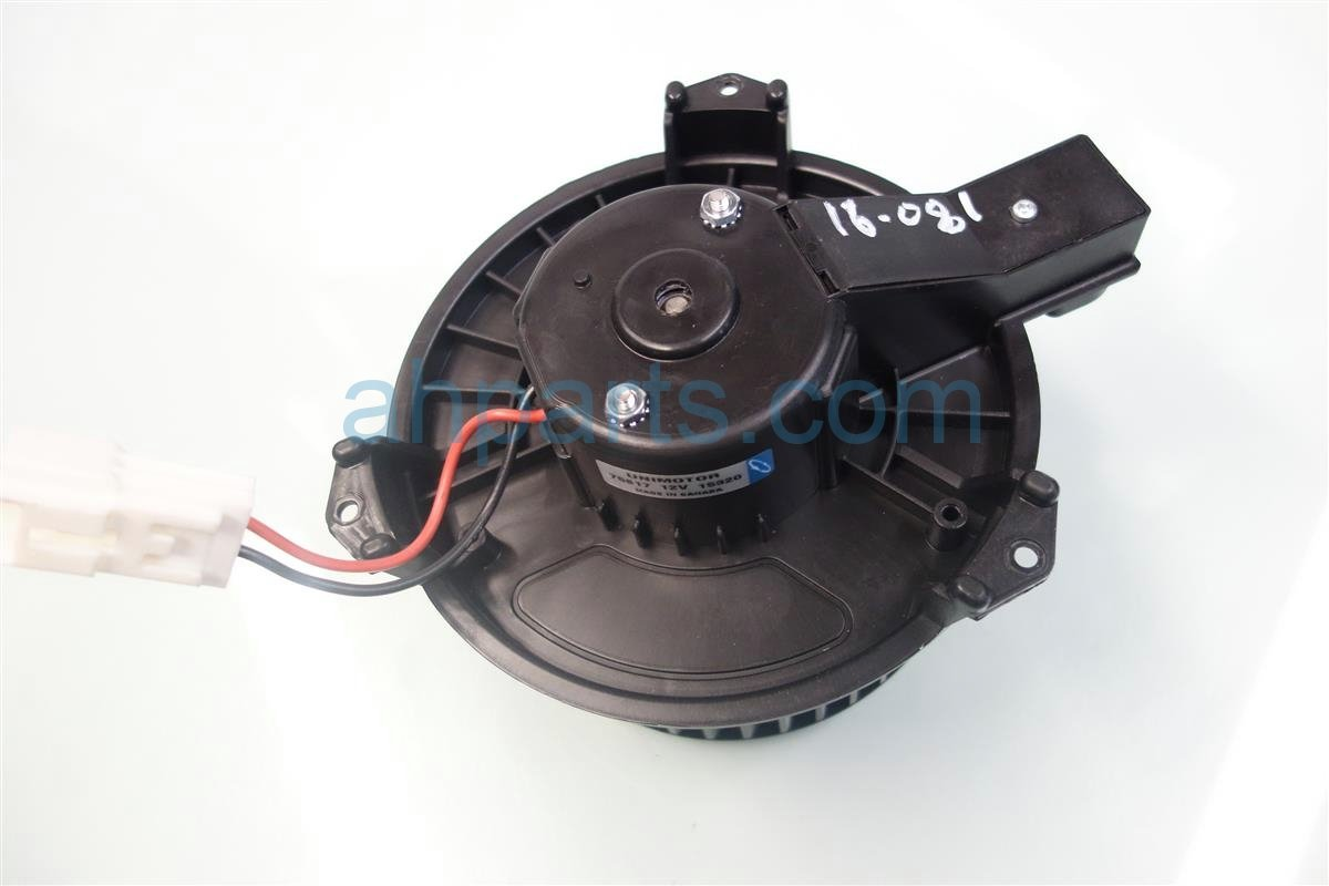 2012 Acura TL Air FAN HEATER BLOWER MOTOR ONLY Replacement