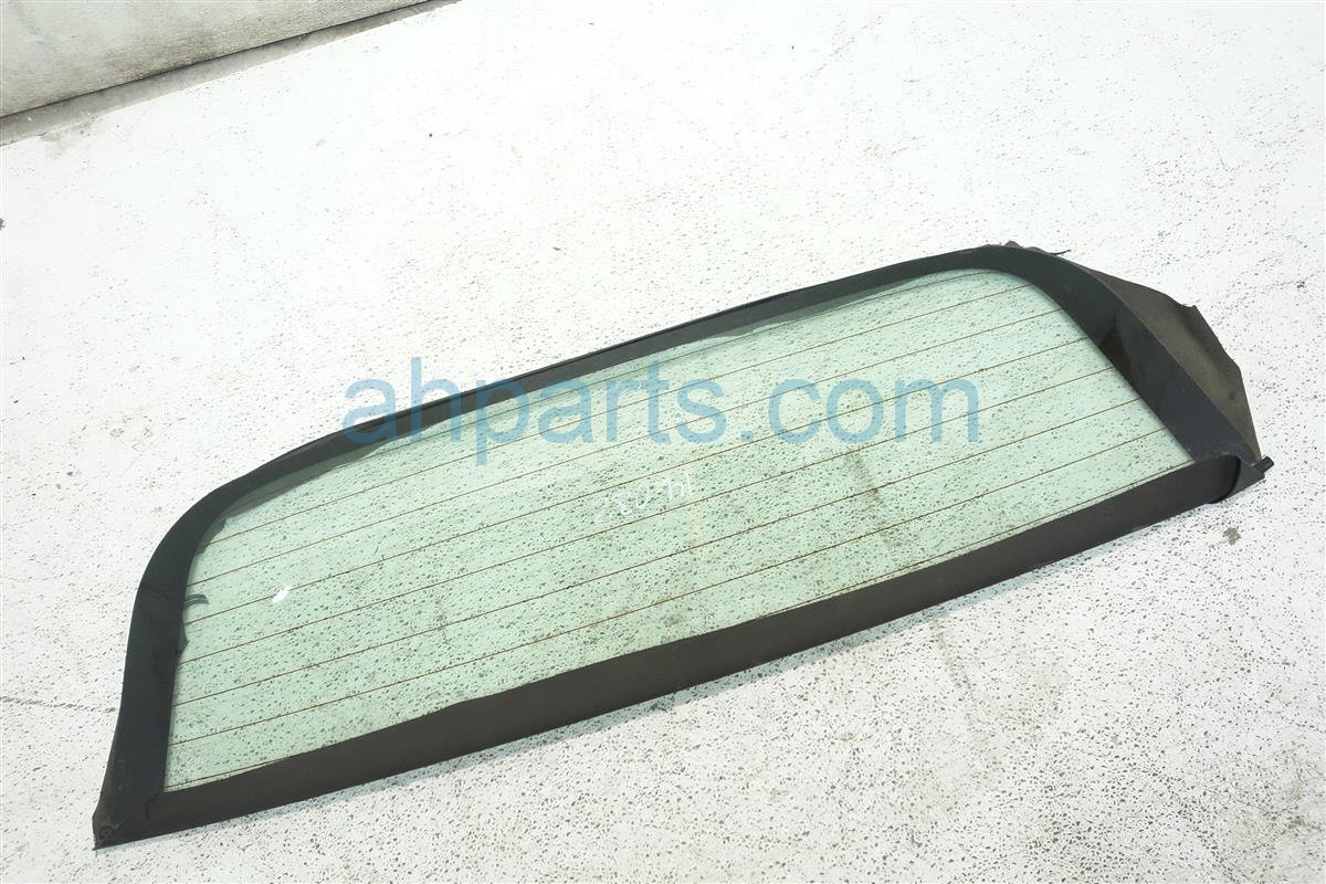 2005 Honda S2000 Rear Windshield BACK GLASS ON SOFT TOP Replacement