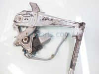 2001 Honda CR V Rear driver WINDOW REGULATOR MOTOR 72751 S10 J01 72751S10J01 Replacement