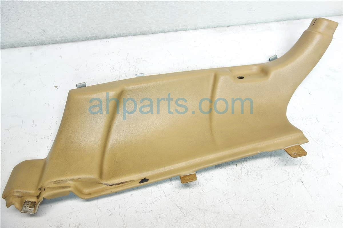 1995 Acura NSX Rear driver SIDE BULKHEAD LINING TAN 83780 SL0 T00ZB 83780SL0T00ZB Replacement