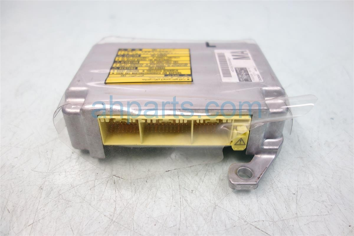 2009 Toyota 4 Runner SRS AIRBAG MODULE 89170 35221 bad Replacement