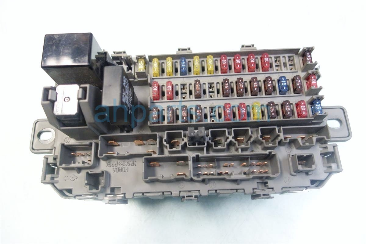 2001 Honda CR V DASH FUSE BOX W MULTIPLEX UNIT 38200 S10 A01 38200S10A01 Replacement