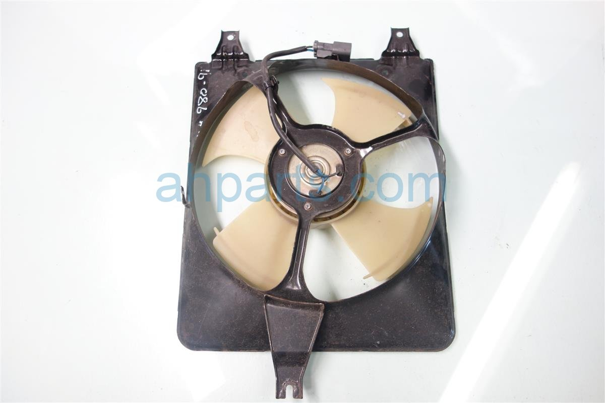 2001 Honda Accord Cooling AC CONDENSER FAN ASSEMBLY 38616 PAA A01 38616PAAA01 Replacement