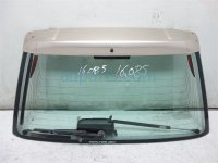 2001 Honda CR V Rear Back Windshield TAILGATE GLASS ASSY 73201 S10 A01ZA 73201S10A01ZA Replacement