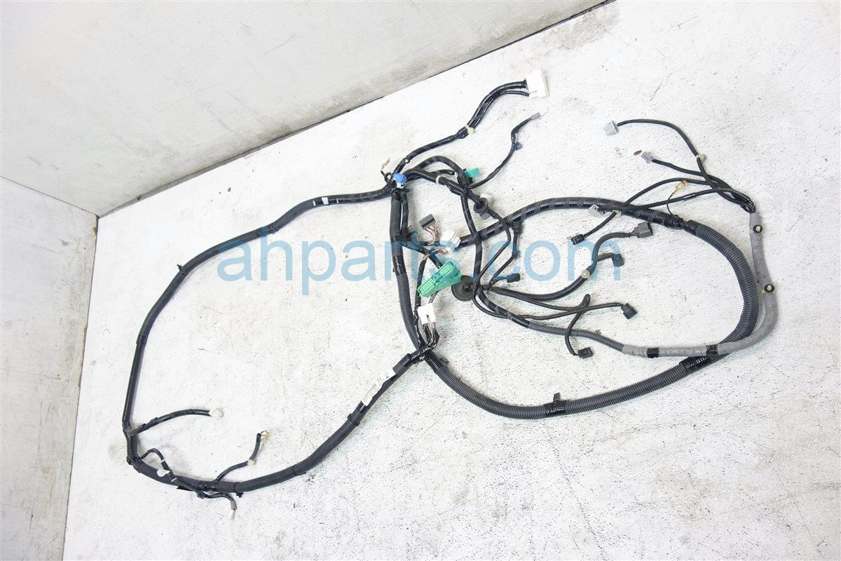 2012 Acura TL Driver FLOOR WIRE HARNESS 32160 TK5 A50 32160TK5A50 Replacement