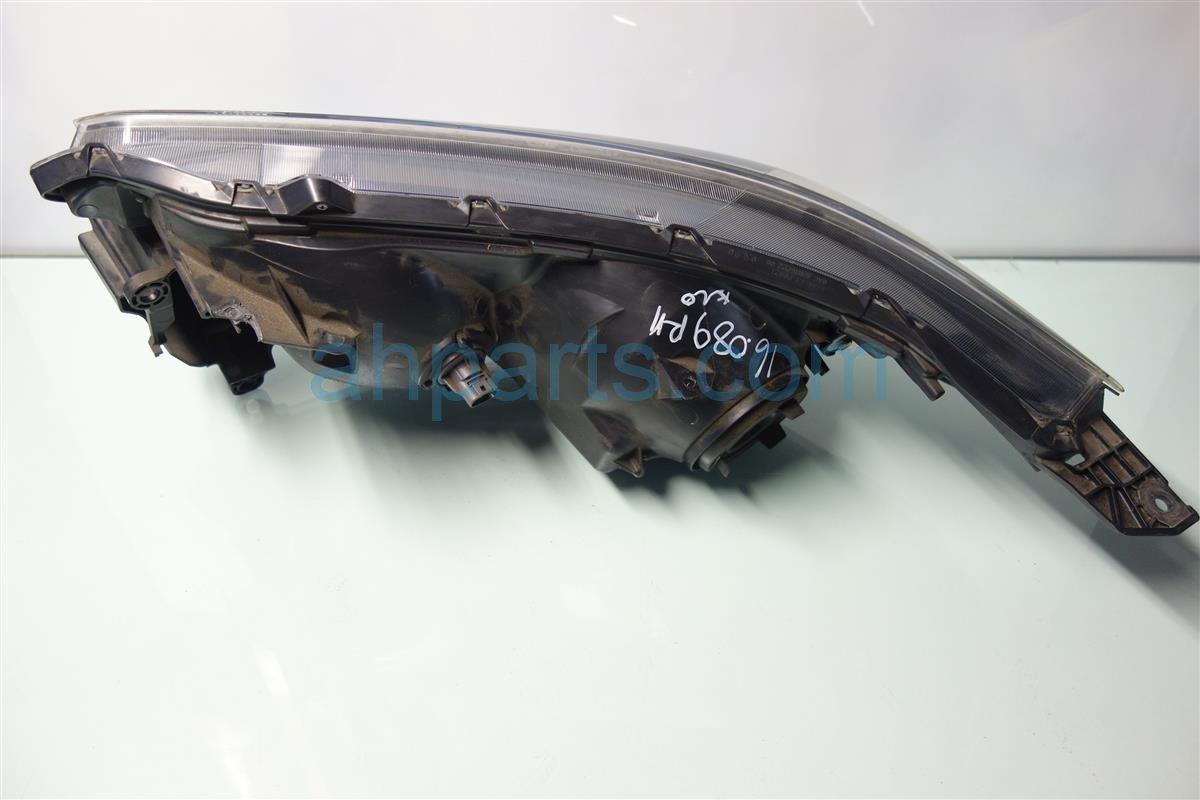 2014 Honda CR V Headlight Passenger HEAD LIGHT LAMP BROKEN TAB 33100 T0A A01 33100T0AA01 Replacement