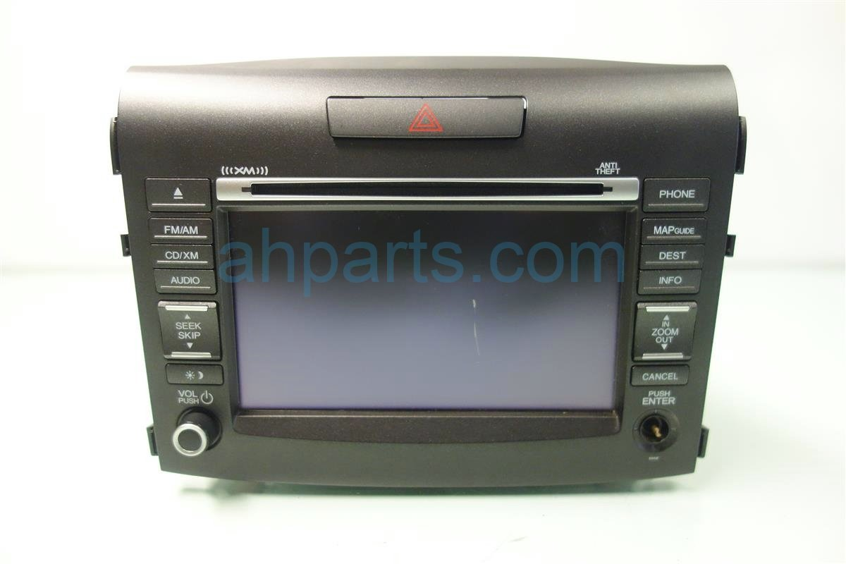 2014 Honda CR V NAVIGATION SCREEN 39542 T0A A12 39542T0AA12 Replacement