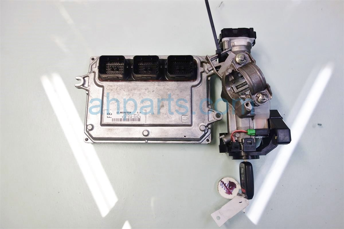 2014 Honda CR V ECU Control module Engine Computer Ignition key 37820 R5A A56 37820R5AA56 Replacement