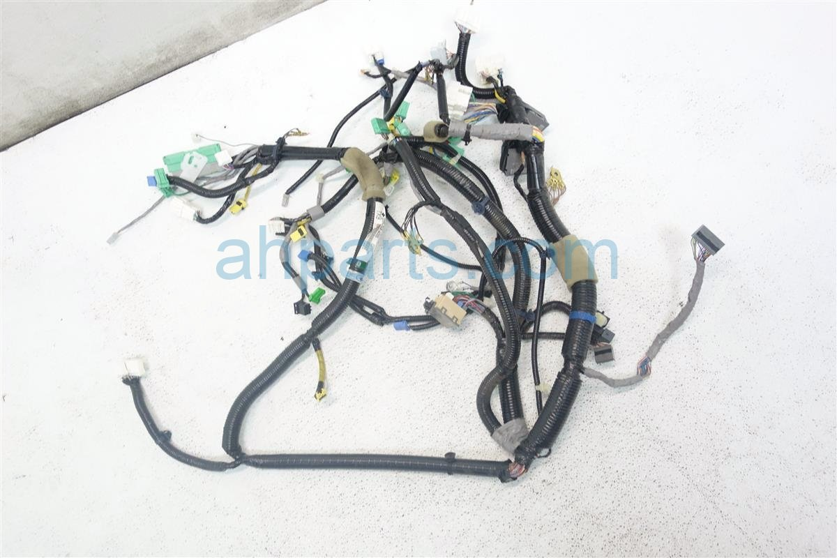 2009 Acura TSX INSTRUMENT WIRE HARNESS 32117 TL2 A00 32117TL2A00 Replacement