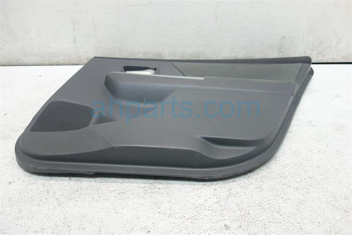 2014 Toyota Prius V Trim liner Rear passenger DOOR PANEL LINING GRAY CLOTH Replacement