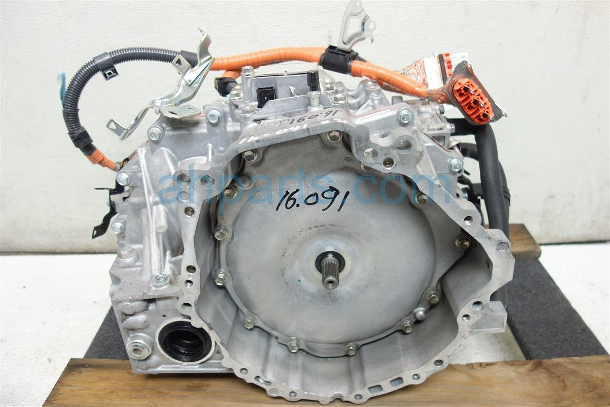 2014 Toyota Prius V AT TRANSMISSION MILES 114k WRNTY 3m 30900 47071 3090047071 Replacement
