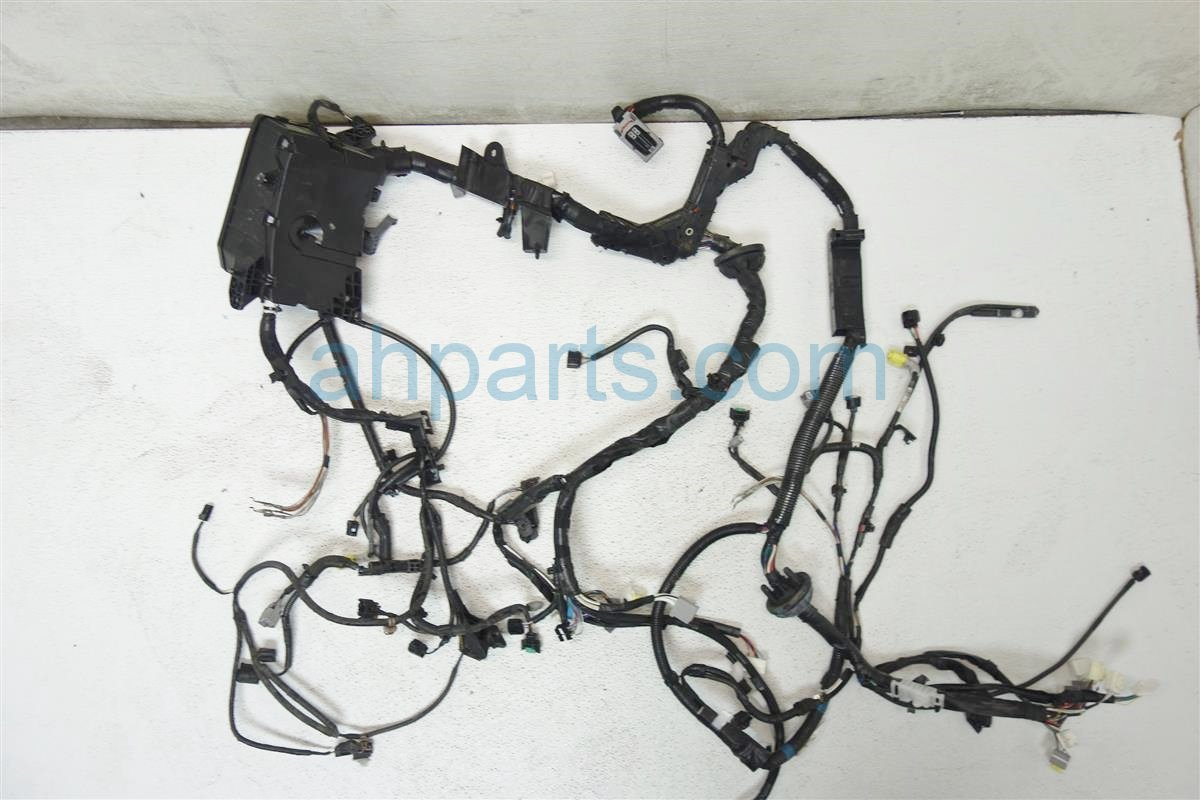 2014 Toyota Prius V ENGINE ROOM BAY HARNESS WIRE Replacement