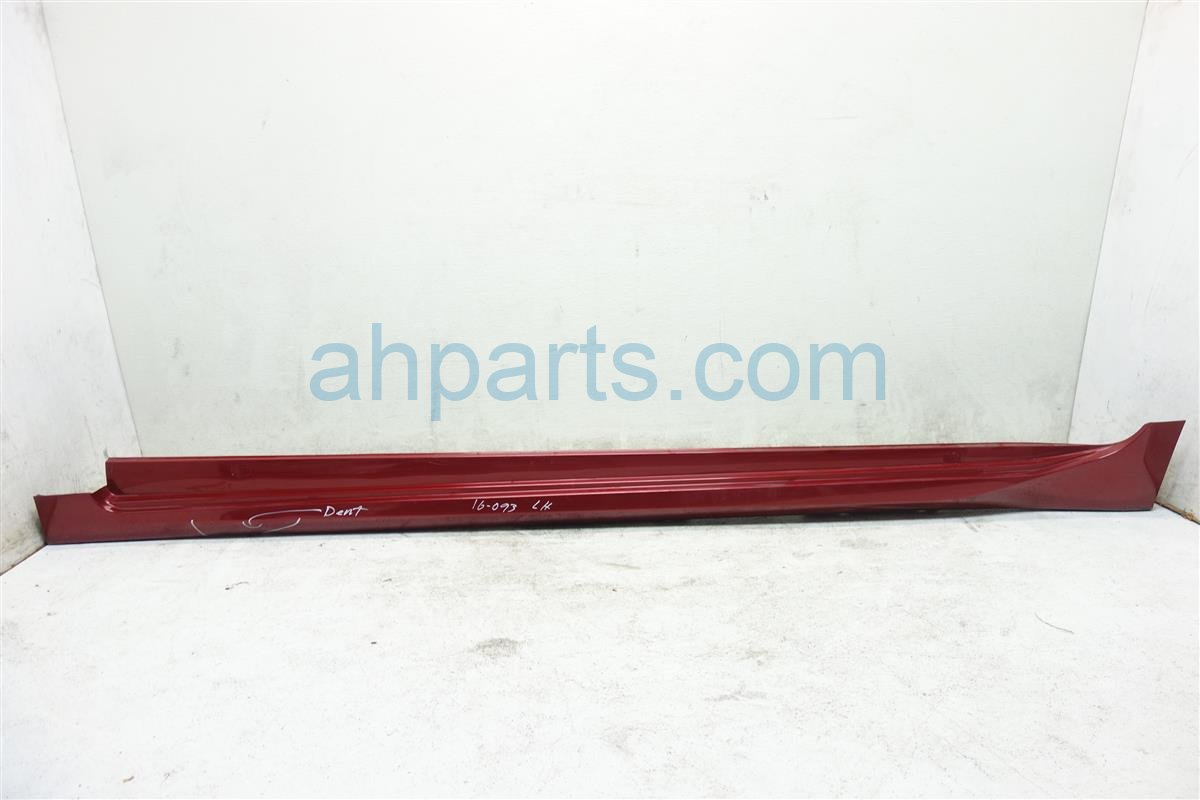 2013 Lexus Es300h Trim Driver SKIRT ROCKER MOLDING BURGUNDY 75852 33913 7585233913 Replacement