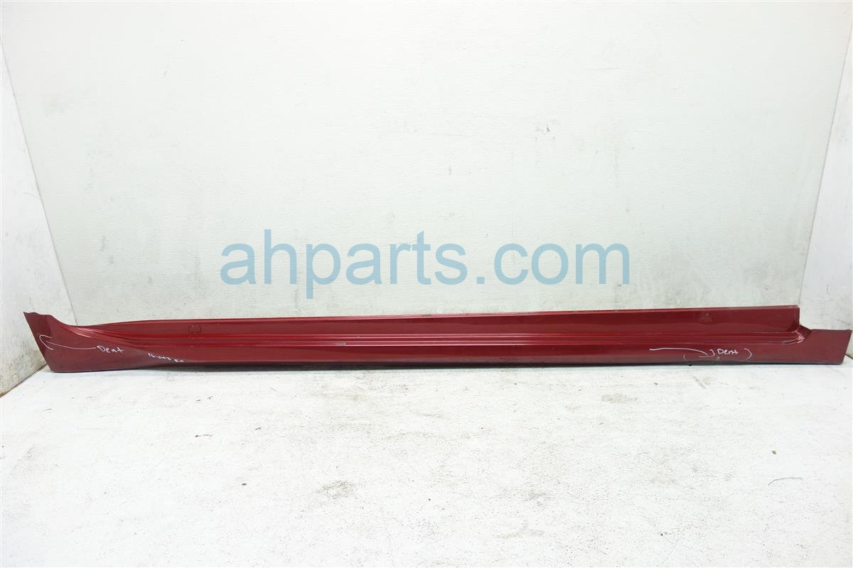 2013 Lexus Es300h Trim Passenger SKIRT ROCKER MOLDING BURGUNDY 75851 33912 7585133912 Replacement