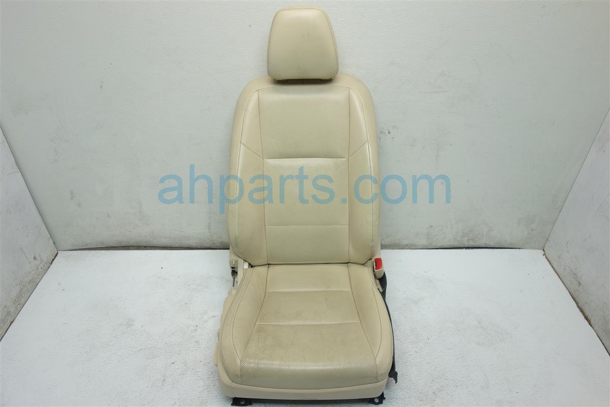 2013 Lexus Es300h Front passenger SEAT TAN 71071 33K90 A1 Replacement