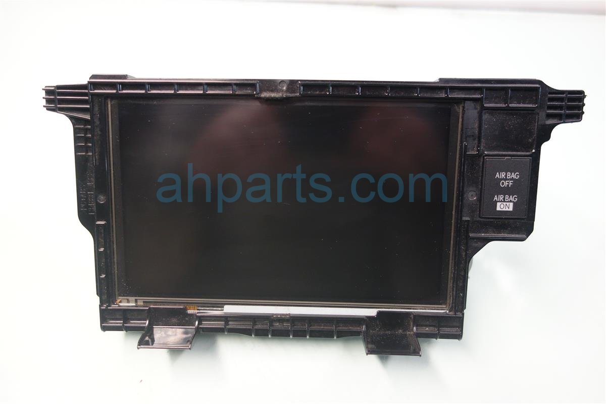 2013 Lexus Es300h NAVIGATION DISPLAY SCREEN 861B0 33010 861B033010 Replacement