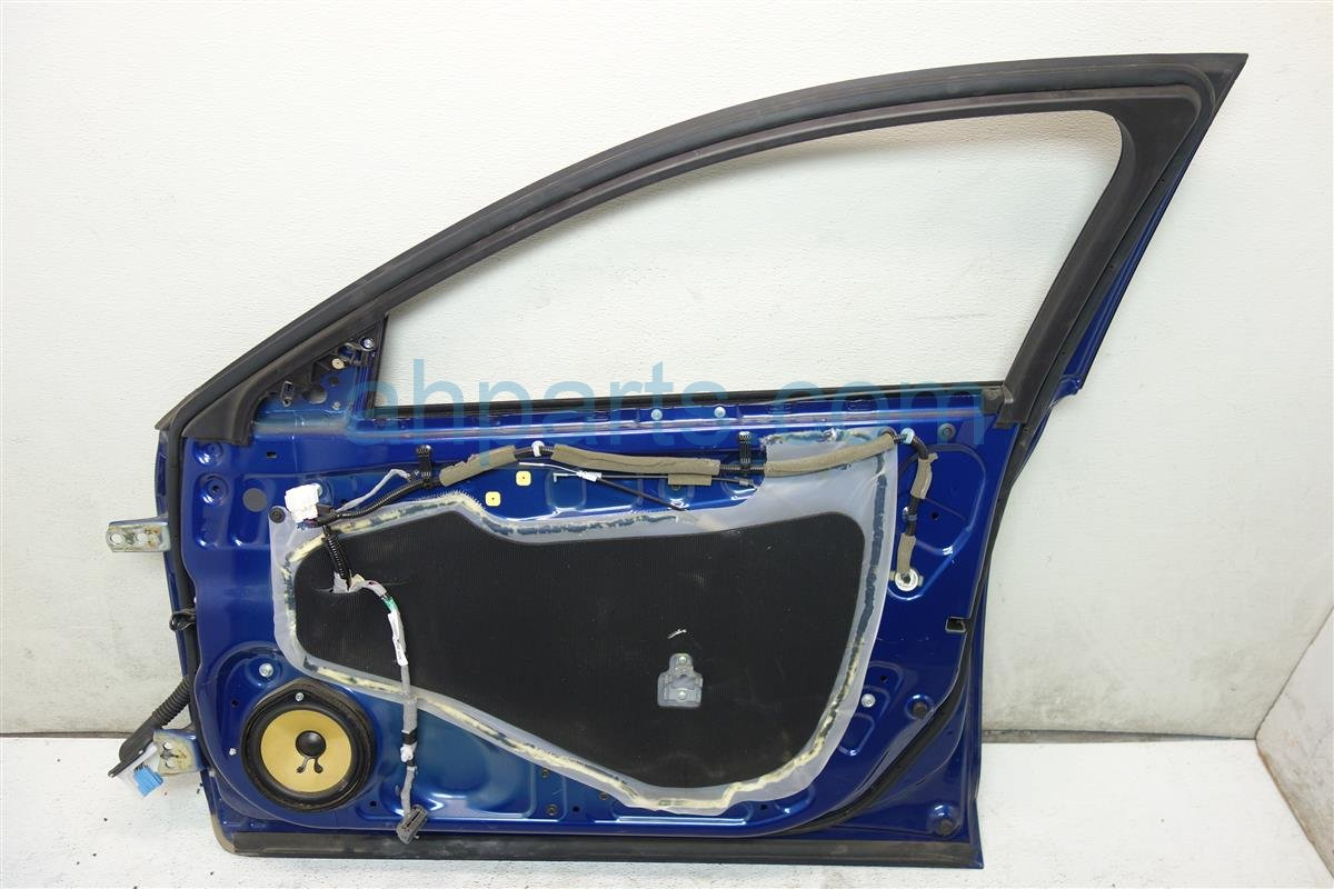 2016 Acura ILX Front passenger DOOR COMPLETE NO MIRROR TRIM 32752 TV9 A10 32752TV9A10 Replacement