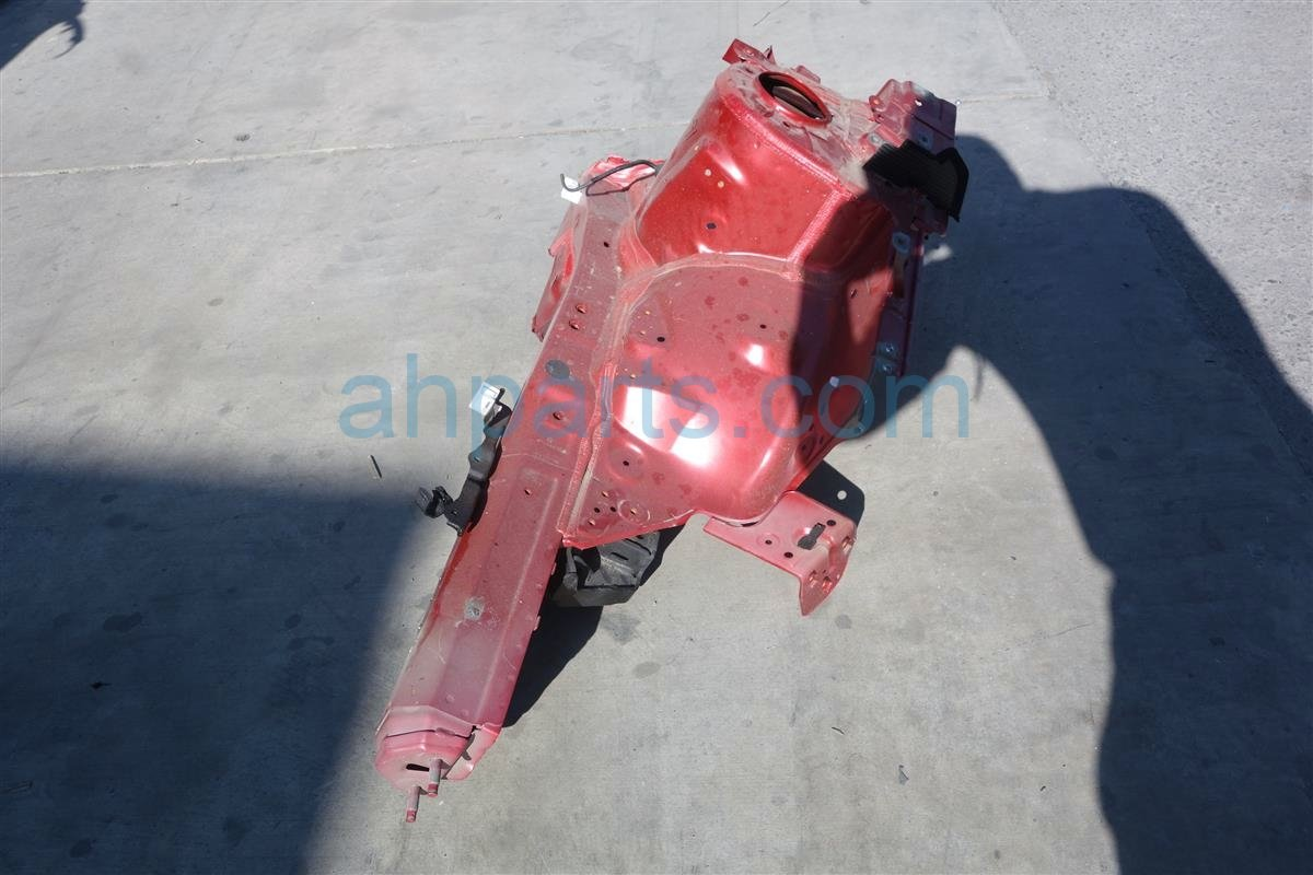 2015 Toyota Corolla DRIVER FRAME RAIL APRON RED 53702 02200 5370202200 Replacement